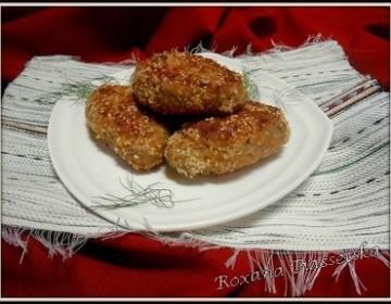 Galettes de viande ukrainienne – Січеники в конжуті