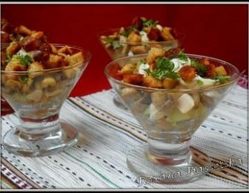 Salade viande poulet recette cuisine ukrainienne for Cuisine ukrainienne