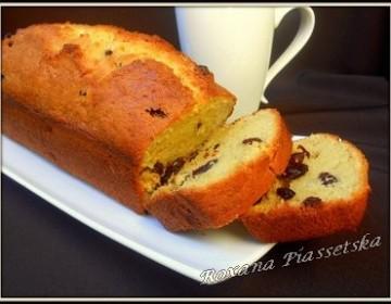 Cake Au Raisin Et Pepite De Chocolat