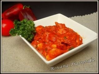 Paprikache de poulet – Paprikas