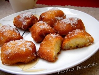 Beignet de banane – Buñuelos de banano