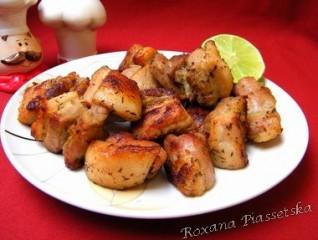 Graton de porc – Chicharrones caseros
