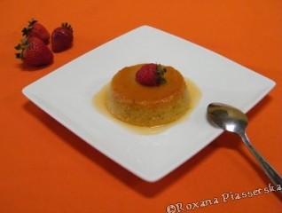 Délice de mangue – Flan de mango