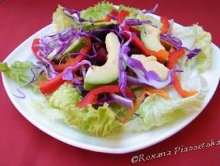 Salade costaricienne – Ensalade tica