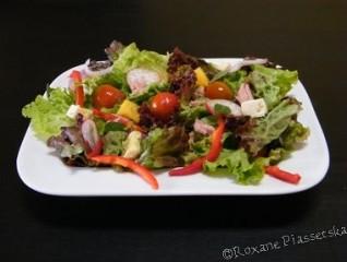 Salade tropicale – Ensalada tropical