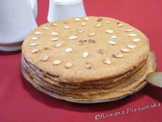 Gâteau au miel – Медовий торт