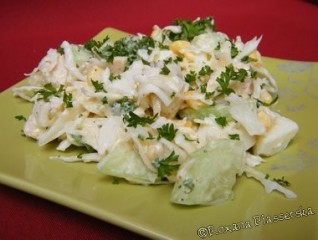 Salade  «Bertrand»  – Салат «Бертран»