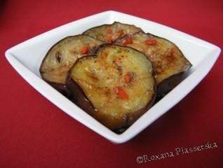 Aubergines à la sauce piquante – Баклажани «Огоньок»