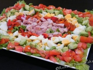 Salade «Printemps » – Салат  «Весна »