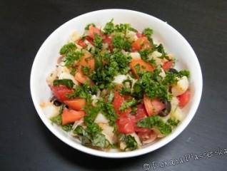 "Salade "" Julia "" – Салат "" Юлія """