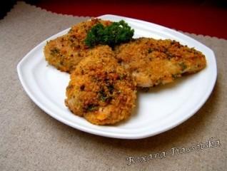 Ailes de poulet au parmesan – Пармезанские крылышки
