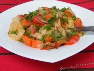 Ragout de légumes – Овочеве рагу