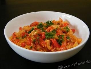 Poivron en sauce – Лєчо по-закарпатськи