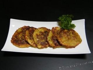 Galettes de courgettes-Оладки з кабачків