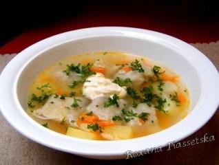 Soupe de mamie – Бабушкин суп