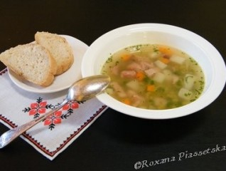Soupe de pois cassés – Гороховий суп