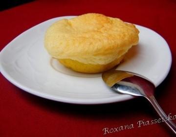 Soufflé au citron – Лимонные корзинки с суфле