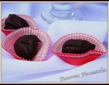 Pruneaux au chocolat – чорнослив в шоколаді