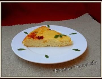 «Sérnik», gâteau au fromage blanc – Сирник
