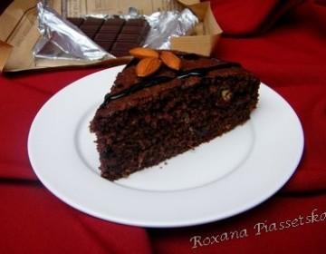 Gâteau de semoule au chocolat – Шоколадный манник
