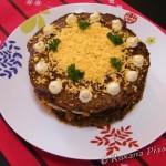 Tarte au foie – Торт печінковий