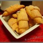 Croissants au fromage blanc – Рогалики