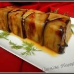 Terrine d'aubergines à la viande – М'ясна запіканка