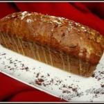 Cake à la citrouille  – Queque de ayote