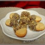 Sablés au chocolat et au gingembre – Пісочне печиво
