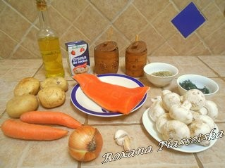 Cocotte de truite poisson plat facile recettes cuisine Cuisine ukrainienne
