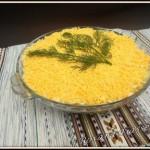 Salade «Mimosa» – Салат «Мімоза»