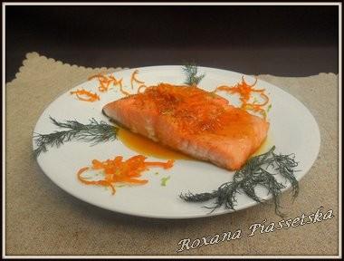 Saumon facile rapide plats recette cuisiner cuisine - Comment cuisiner des paves de saumon ...