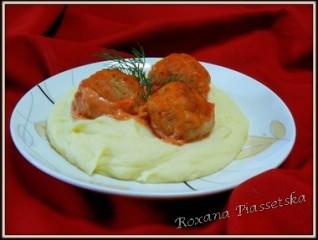 Boulettes de viande en sauce-Тефтельки