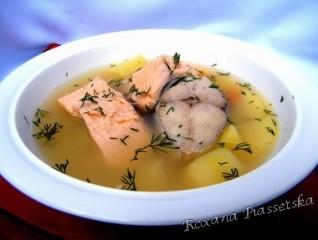 Soupe de poisson russe – Уха