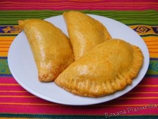 Chaussons caribiens à la viande – Pati