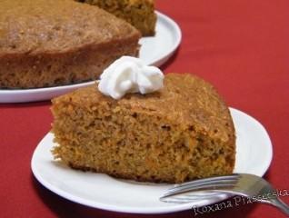 Gâteau à la carotte – Queque de zanahoria