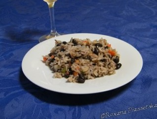 Riz au coco – Rice and beans