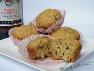 Muffins aux thons et courgettes – Мафіни з тунцем і кабачками