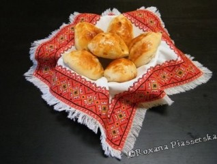 Pirojkis à la viande – Пирожки с мясом
