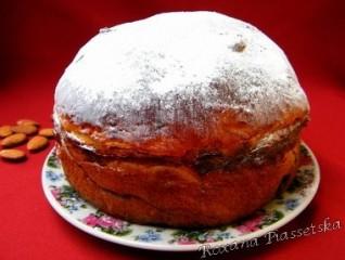 Gâteau de pâques aux amandes – Podolska baba parzona