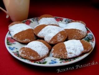 Biscuits moelleux au chocolat – Печенье «Глаголики шоколадные»