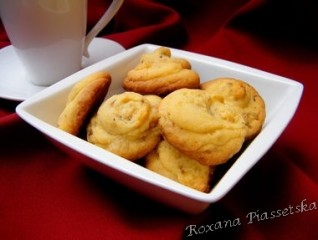 Sablés aux noix – Рассыпчатое печенье с орешками