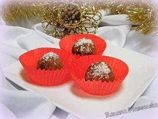 Truffes russes au chocolat  – Пирожное «Сладкая картошка»