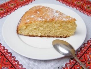 Gâteau de semoule – Манник