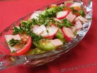 Salade fraicheur – Салат «Свіжість»