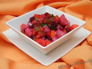 Salade russe de betteraves – Винигрет