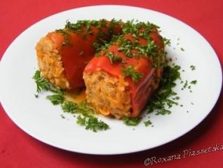 Poivrons farcis – Фарширований перець