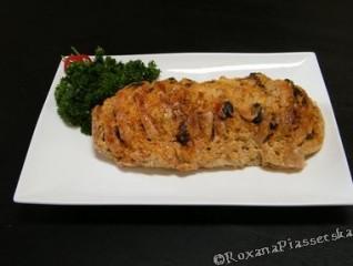 Rôti de porc aux pruneaux – Свинина запечена з чорносливом