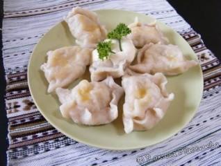 Varènékés-raviolis de pommes de terre – Вареники