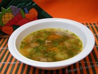 Soupe de sarrasin – Гречаний суп